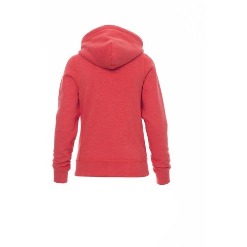 Sudadera capucha promocional mujer ref LONDON LADY payper