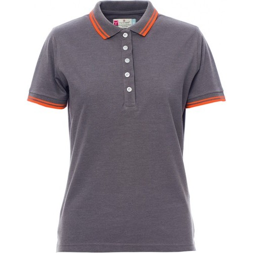 Polo para personalizar mujer ref SKIPPER LADY MELANGE payper