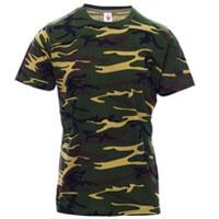 Camiseta para serigrafiar hombre ref SUNSET FLUOR payper